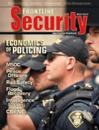 Frontline Security Cover Issue 3 - 2013