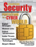 Frontline Security Cover Issue 1 - 2014