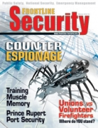 Frontline Security Cover Issue 3 - 2014