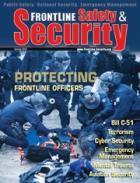 Frontline Security Cover Issue 1 - 2015