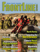 Frontline Defence Cover Issue 4 - 2017
