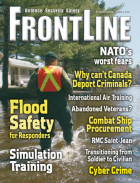 Frontline Defence Cover Issue 4 - 2018