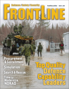 Frontline Defence Cover Issue 2 - 2019