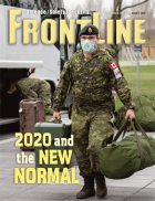 Frontline Defence Cover Issue 1 - 2020