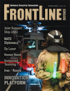Frontline Defence Cover Issue 2 - 2020